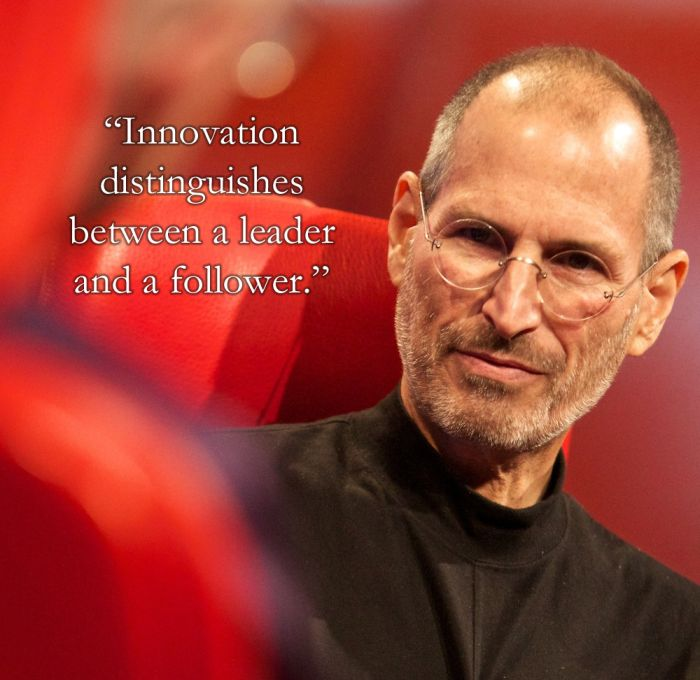 My Top 10 Favorite Inspiring Quotes From Steve Jobs Inspiration